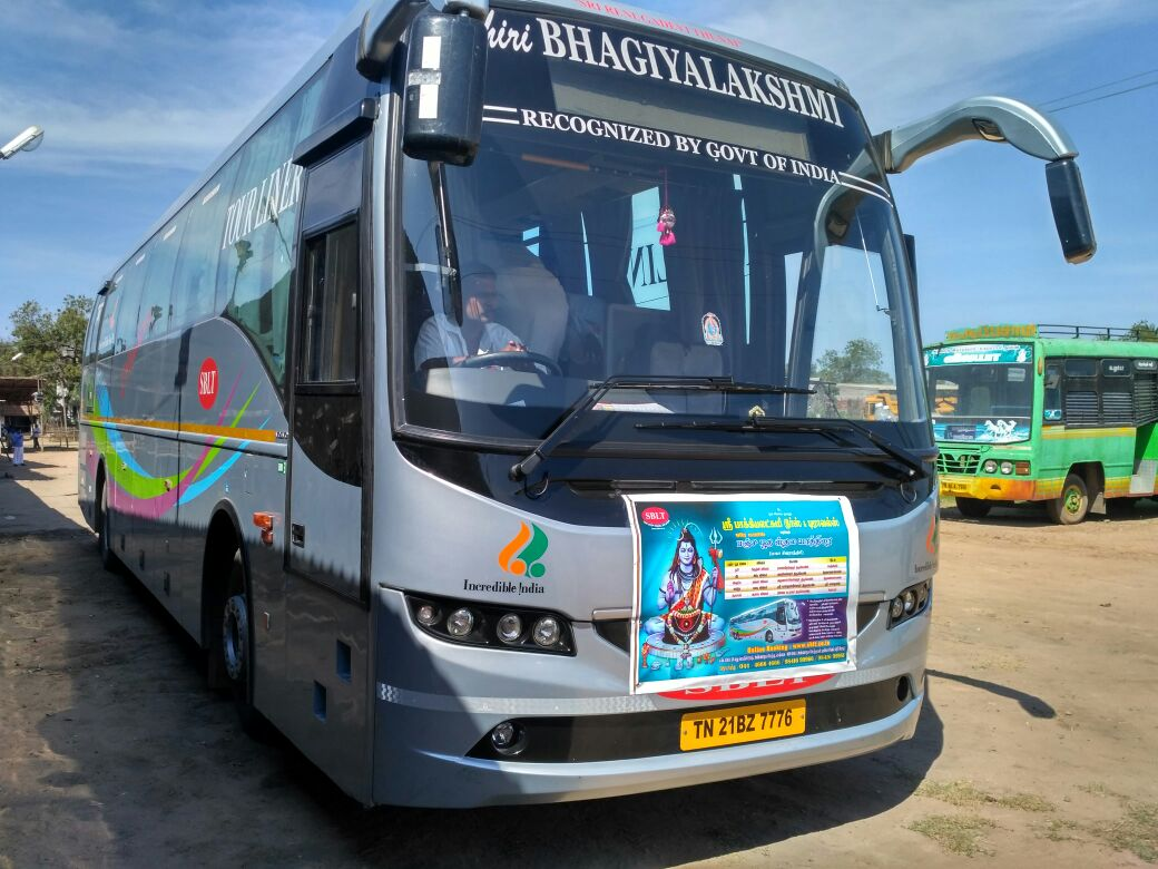 Bus Mahasivarathiri - 23.02.17 -SBLTT Tours and Travels