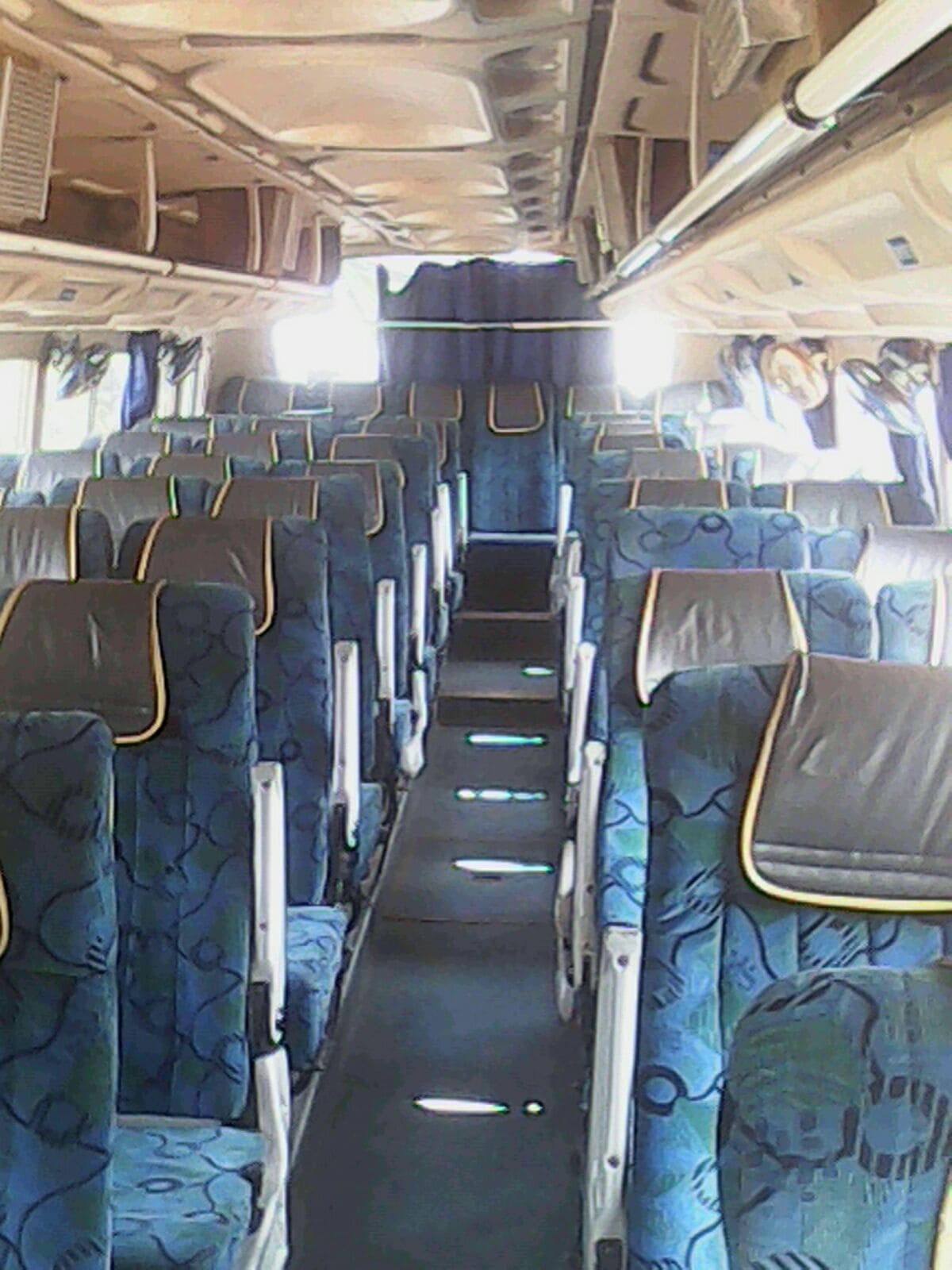 Inner View 50 Seater