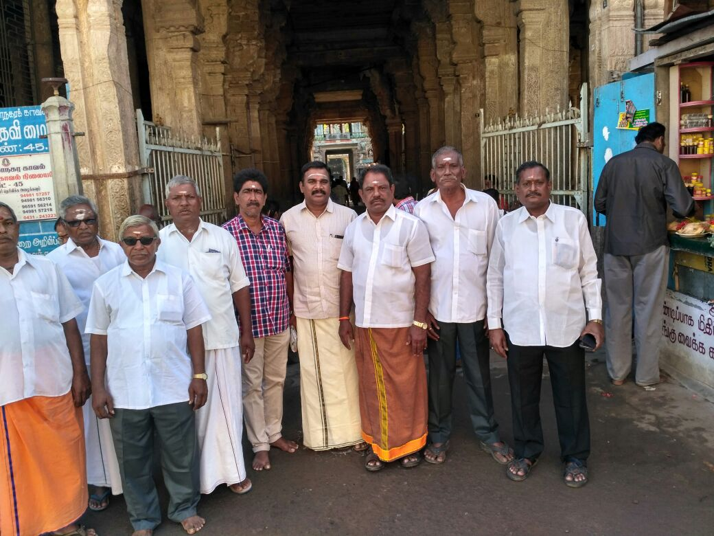Mahasivaarathiri - 23.02.17 -SBLTT Tours and Travels
