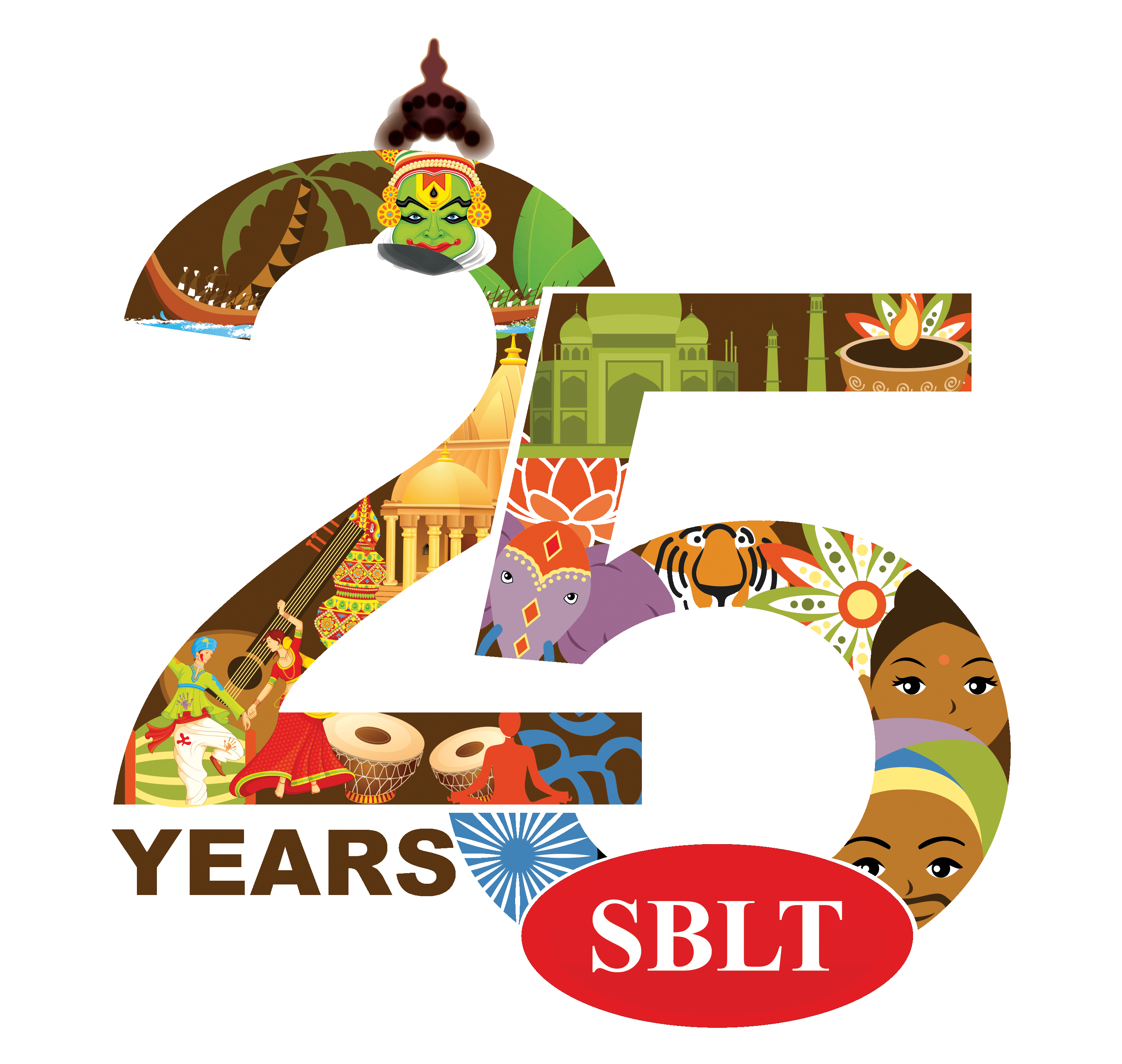 SBLT-25-years Sblt Tours and Travels