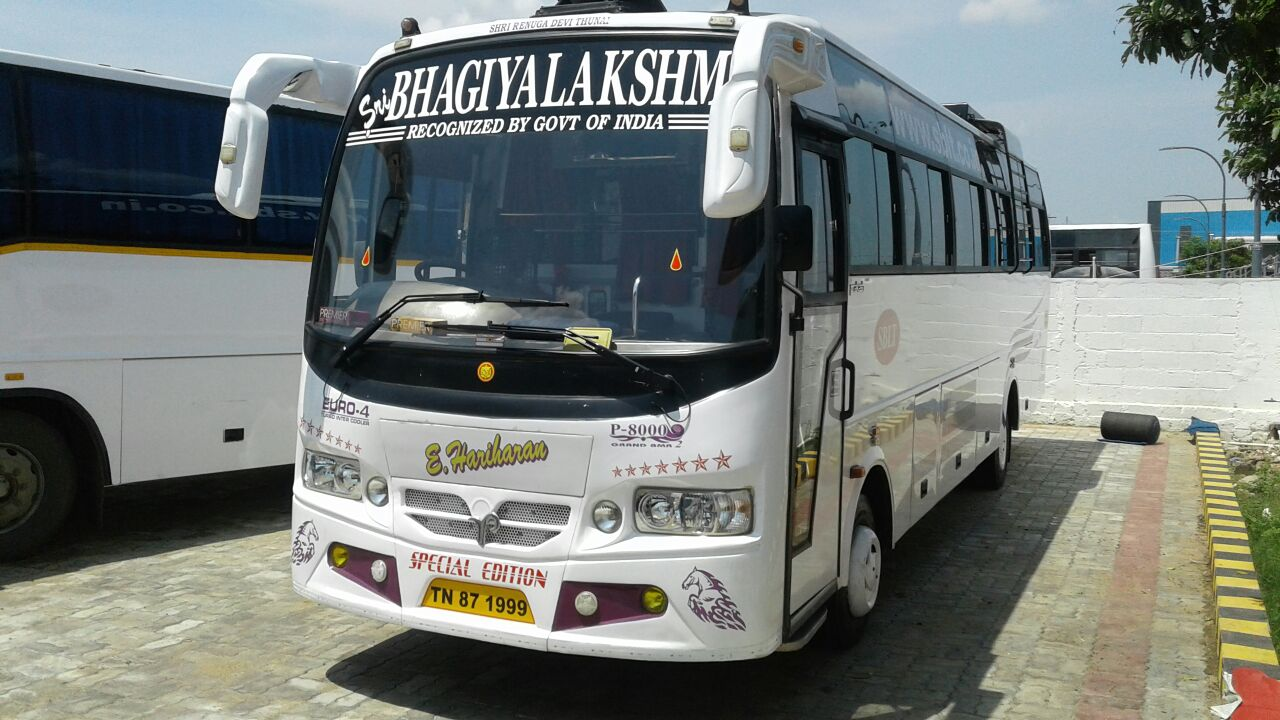 Sblt 28 Seater Front View