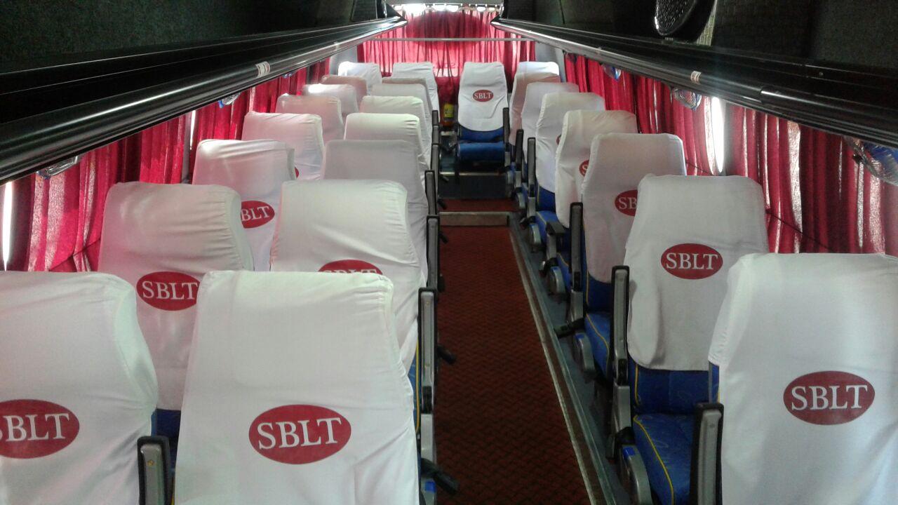 Sblt 28 Seater inner View