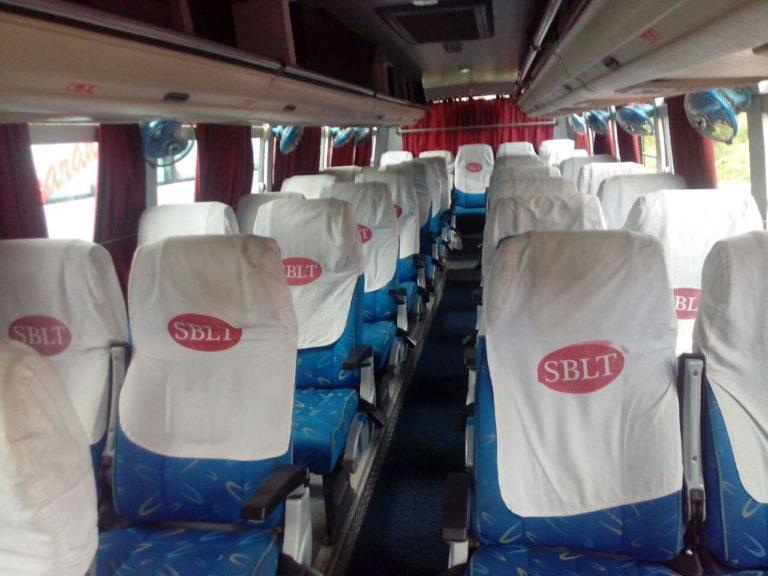 Sblt 35 Seater Inner view