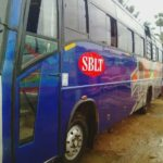 Sblt 40 Seater Close Front View
