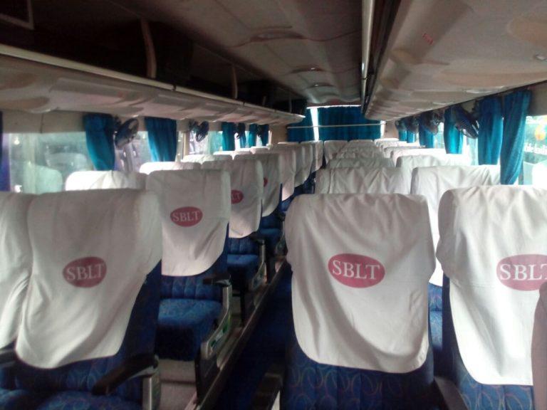 Sblt 40 Seater Inner View