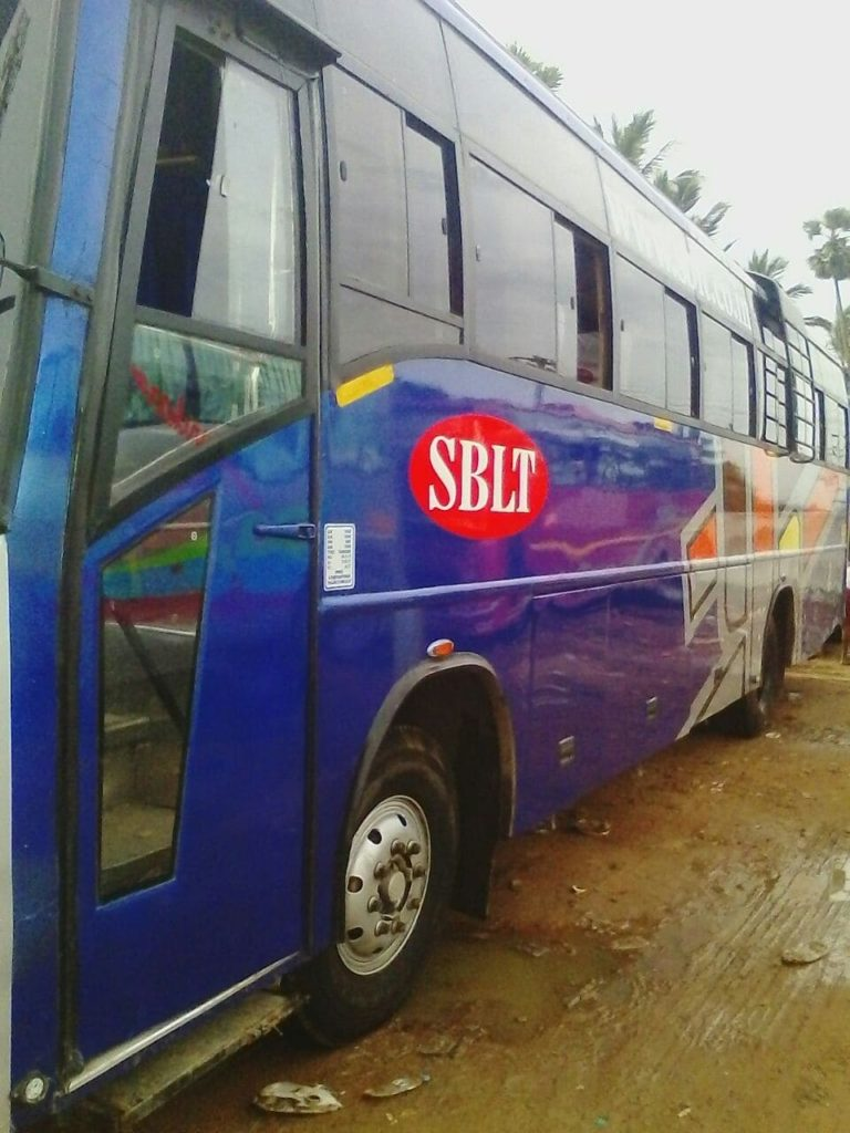 Sblt 40 Seater Side Vieew