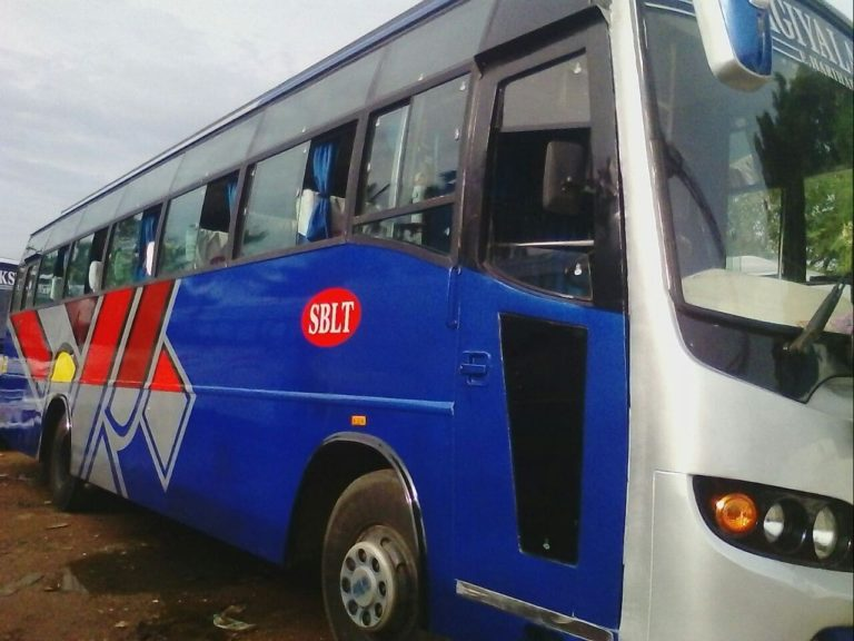 Sblt 40 Seater Side view