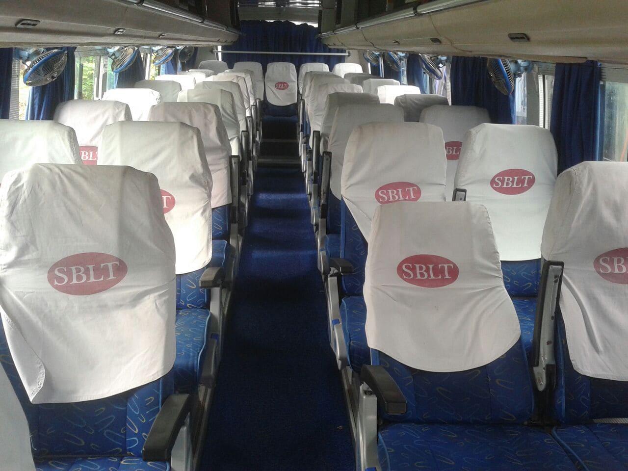 Sblt 45 Seater inner View
