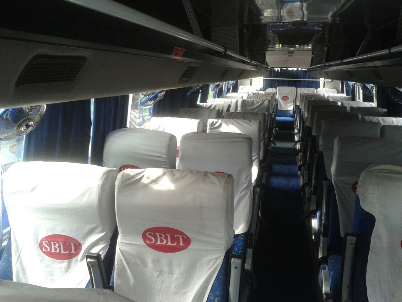 Sblt 45 Seater vieww inner