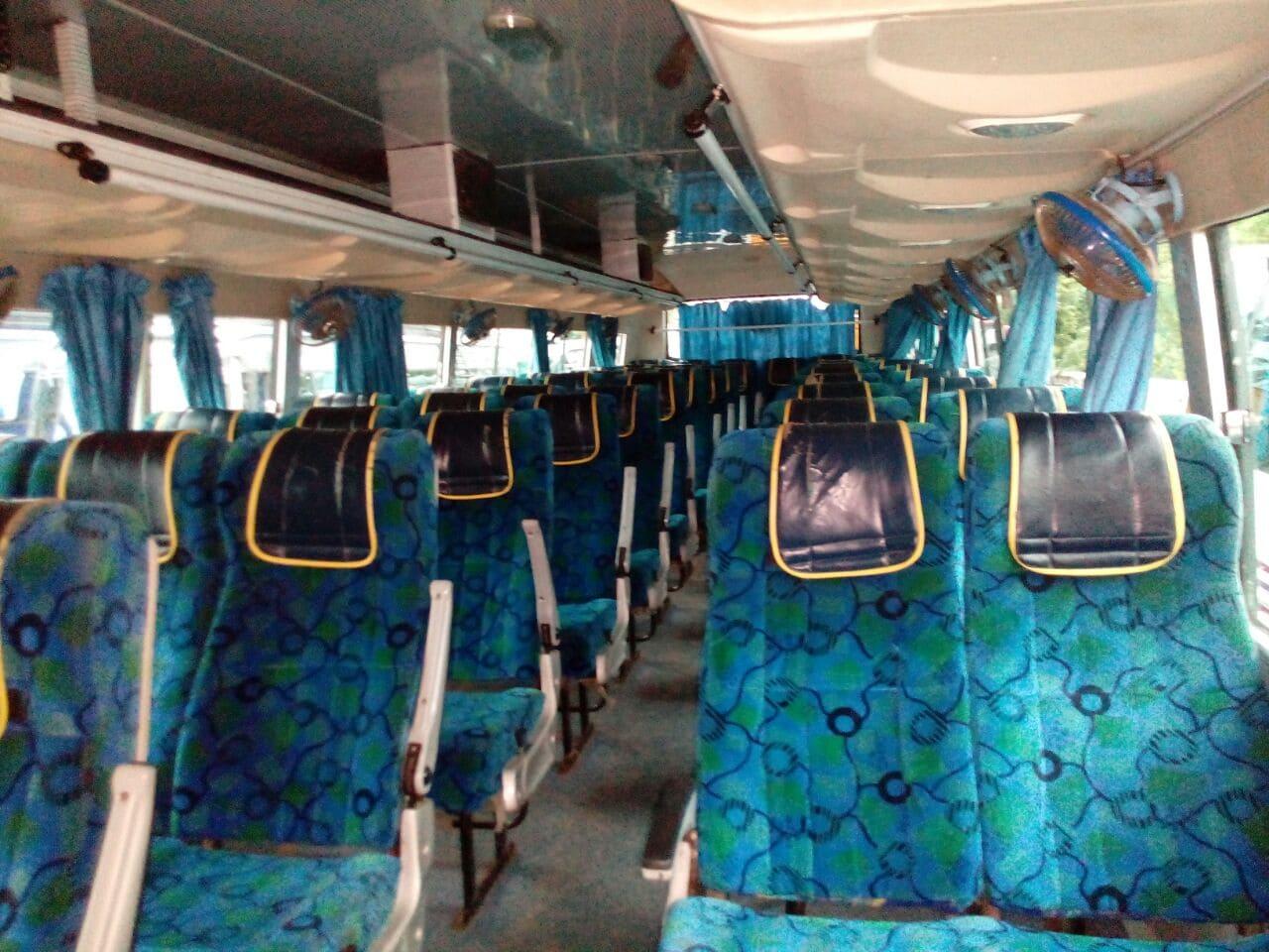 Sblt 50 seater inner View