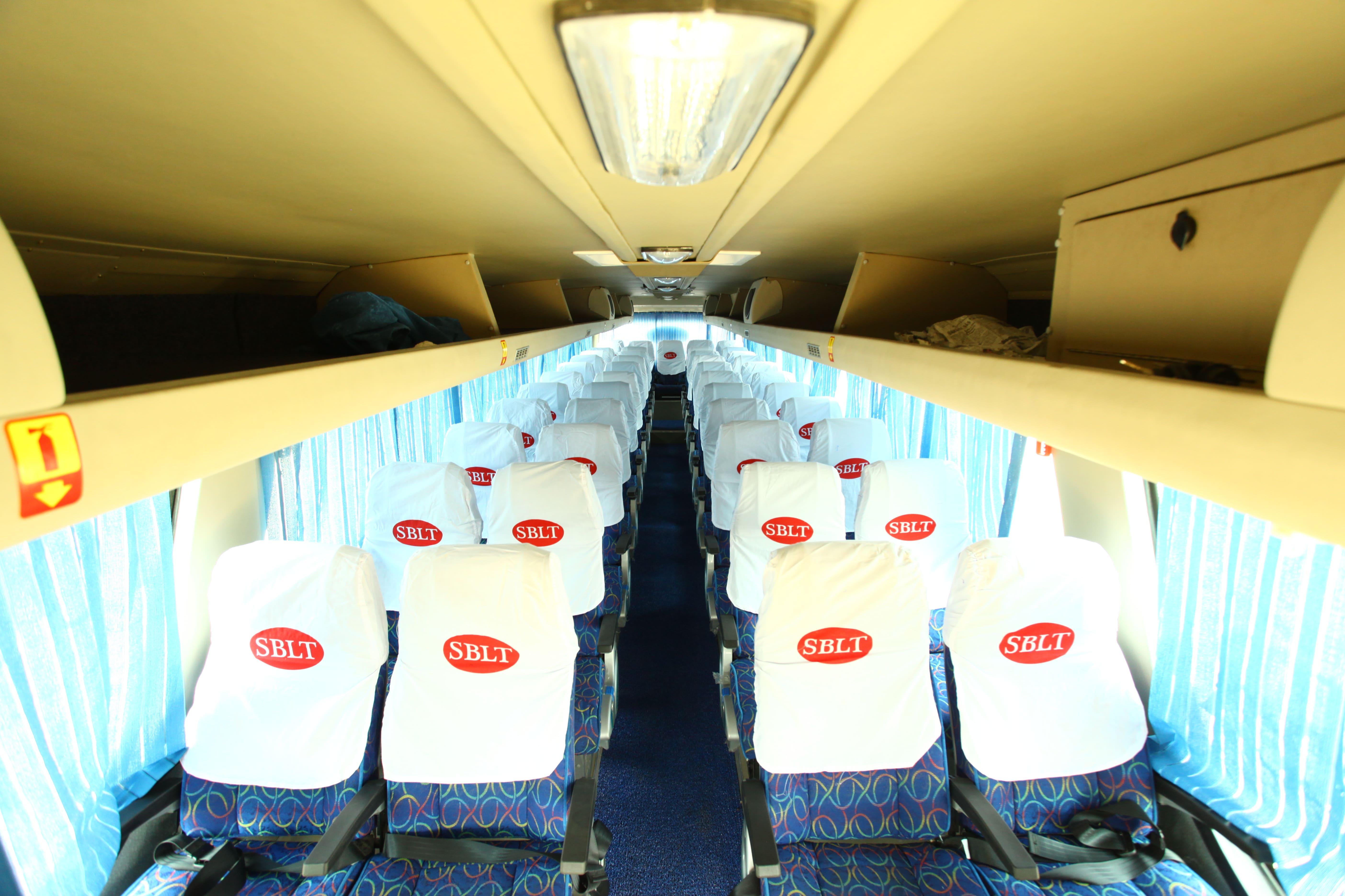 Sblt Isuzu Coaches View Inner